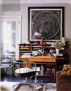 TOBrien - Constellations- ElleDecor